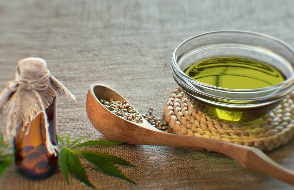 Hemp Oil for Skin