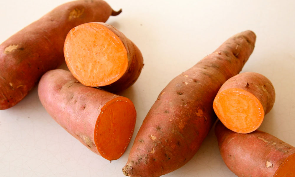Sweet Potato Has 1000x More Vitamin A Than White Potato And Is A Natural Painkiller!