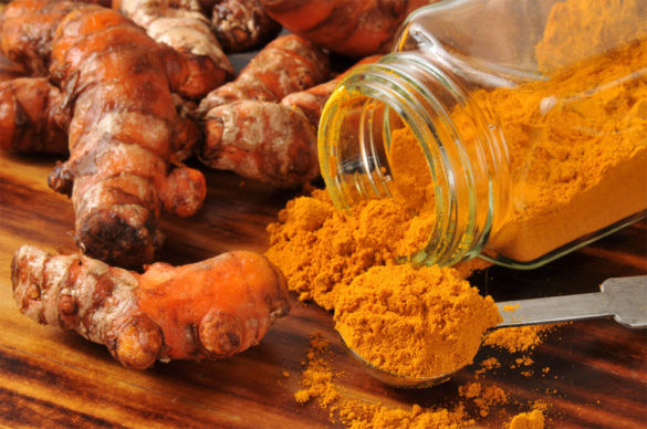 Turmeric Healing Powers